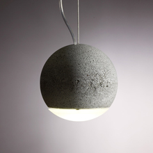 """LIGHT FIXTURES WITH A CONCRETE APPEARANCE """"BETOCORE"""""""