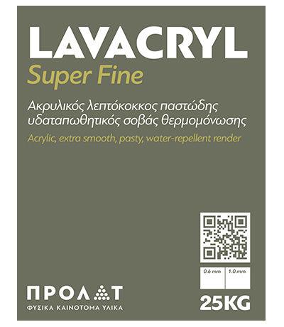 Lavacryl Super Fine Image